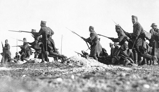 Ελληνικά στρατεύματα το 1940