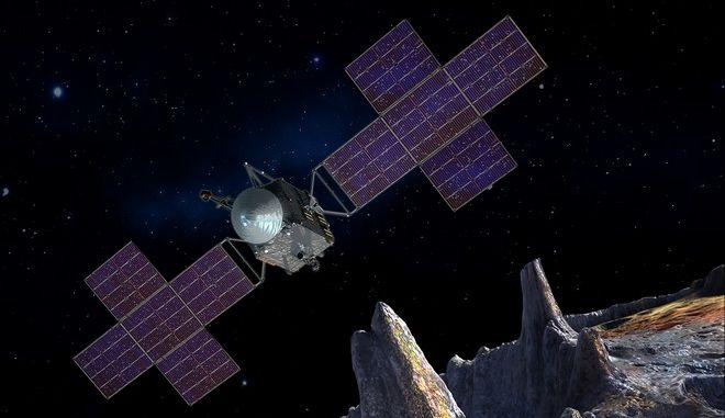 Πιο κοντά στον αστεροειδή των 10.000 τετράκις εκατομμυρίων δολαρίων