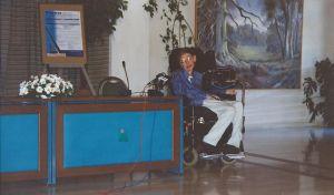 Ο ξεχωριστός 'Κύριος' Χόκινγκ: Όταν επισκέφτηκε την Ελλάδα πριν από 20 χρόνια