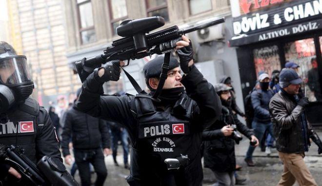Τουρκία: 235 συλλήψεις για προπαγάνδα υπέρ του ΡΚΚ