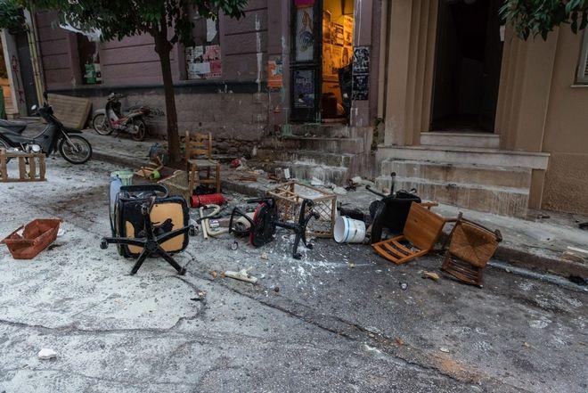 Κατάληψη Ματρόζου: Ο καταπέλτης-παγίδα και τα ευρήματα της αστυνομίας