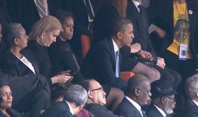To φλερτ του Ομπάμα, η