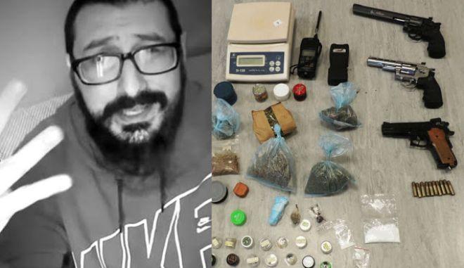 "Bafman: Ελεύθερος ο ράπερ που συνελήφθη για ναρκωτικά - ""Είμαι ακτιβιστής της κάνναβης"""