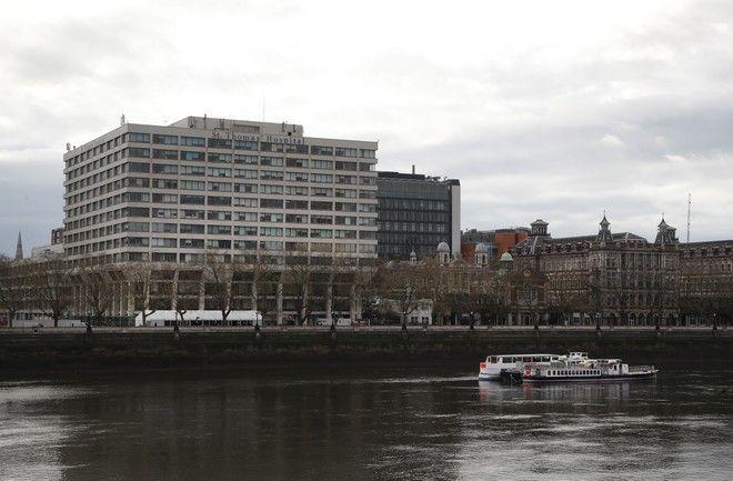 Το νοσοκομείο Σεντ Τόμας του Λονδίνου