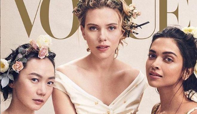 Vogue: Συλλεκτικό τεύχος με 14 γυναίκες superstars που δεν γνωρίζουν σύνορα