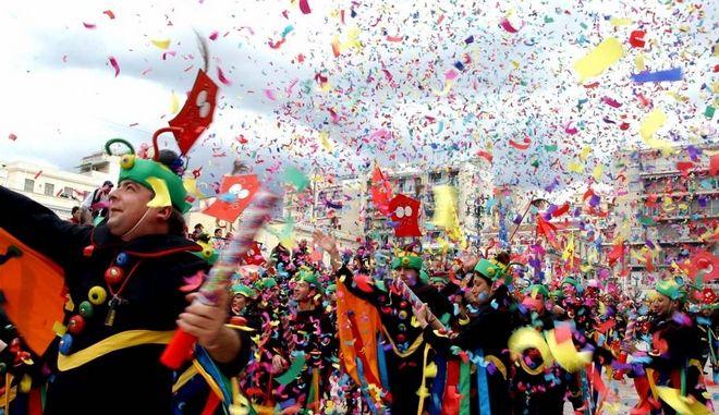Ο δήμαρχος Πατρέων κήρυξε την επίσημη έναρξη του καρναβαλιού