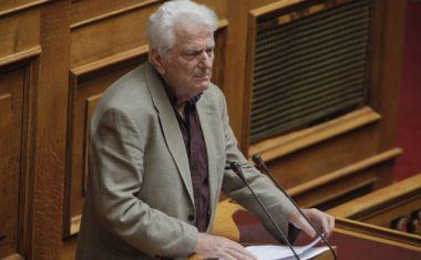 O βουλευτής του ΣΥΡΙΖΑ, Τριαντάφυλλος Μηταφίδης