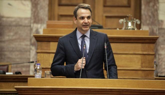 Μητσοτάκης προς ΣΥΡΙΖΑ: Ψηφίστε μόνοι σας τα μέτρα ή πάτε σε εκλογές