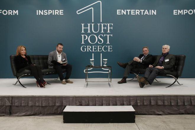 Η Huffington Post Greece γιόρτασε έναν χρόνο λειτουργίας