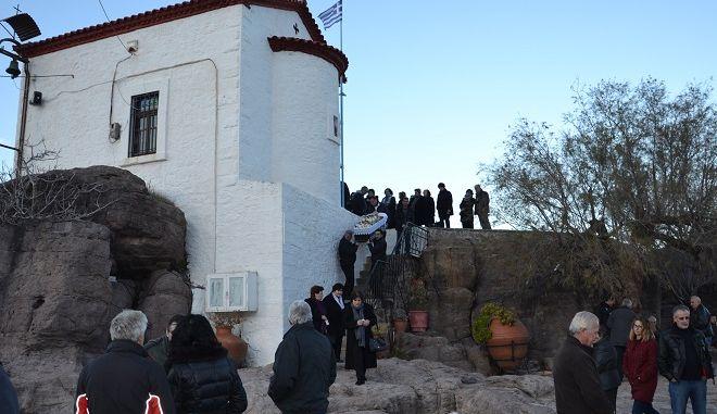 Μυτιλήνη: Κηδεύτηκε η γιαγιά Μαρίτσα