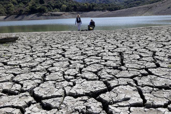 Λειψυδρία στην Καλιφόρνια