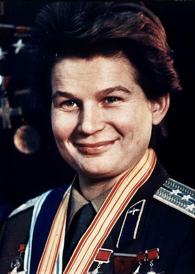 Βαλεντίνα Τερεσκόβα