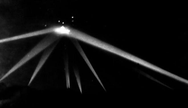 Η επίθεση UFO στο Λος Άντζελες των Η.Π.Α. το 1942