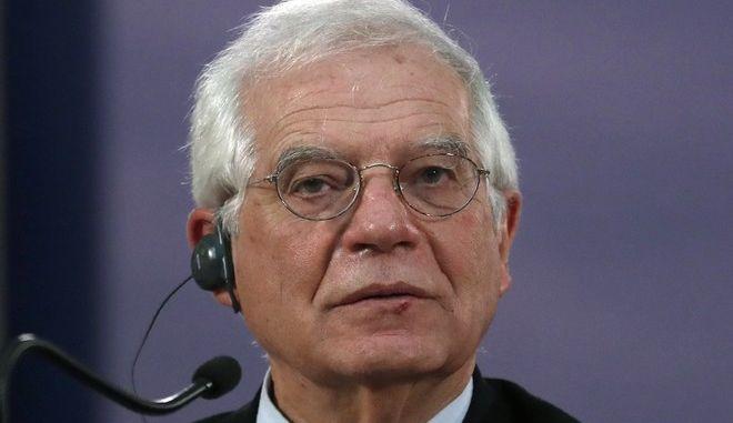 Ο επικεφαλής της ευρωπαϊκής διπλωματίας Ζοζέπ Μπορέλ