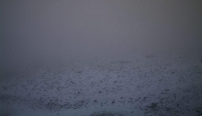 Τα πρώτα χιόνια στον Όλυμπο