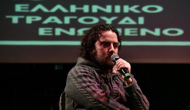Συνέντευξη τύπου Ελλήνων δημιουργών για τα πνευματικά δικαιώματα και τον οργανισμό συλλογικής διαχείρησης