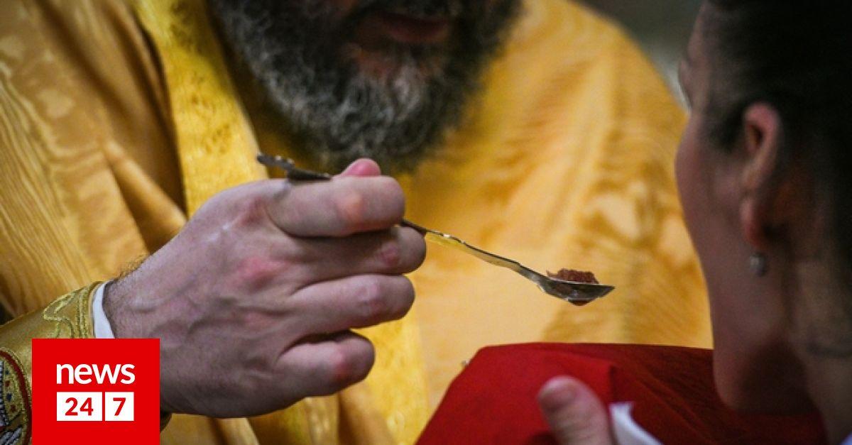 Σκοταδισμός: Τιμώρησαν ιερείς γιατί χρησιμοποίησαν κουταλάκια μιας χρήσης – Κοινωνία