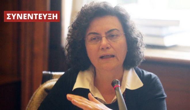Νάντια Βαλαβάνη: Ο ΣΥΡΙΖΑ θα διασφαλίσει τον απαραίτητο χρόνο διαπραγμάτευσης