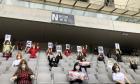 Νότια Κορέα: Βάλανε sex dolls σε κερκίδες γηπέδου για να μην είναι άδειο