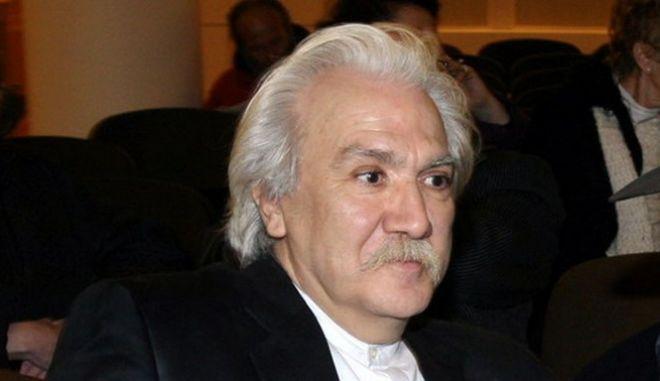 Ο αρχιτέκτονας και ζωγράφος Δημήτρης Ταλαγάνης