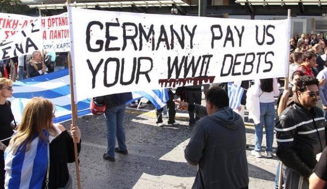 """""""Αν ήμουν Έλληνας θα είχα μηνύσει τους δανειστές"""""""