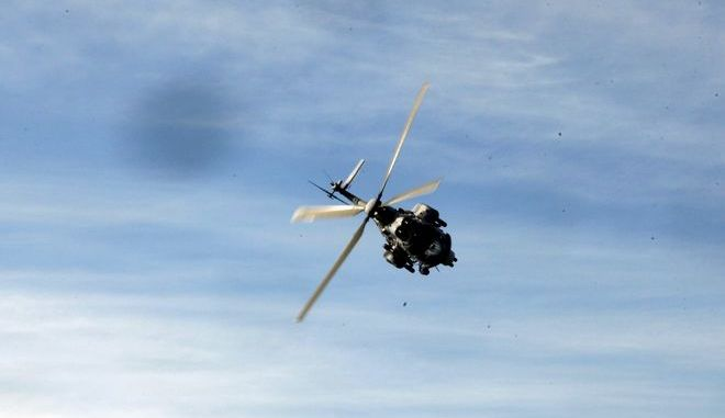 Eλικόπτερο Super Puma (φωτογραφία αρχείου)
