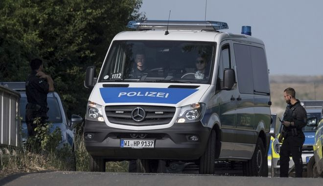Βαν της γερμανικής αστυνομίας, Αρχείο