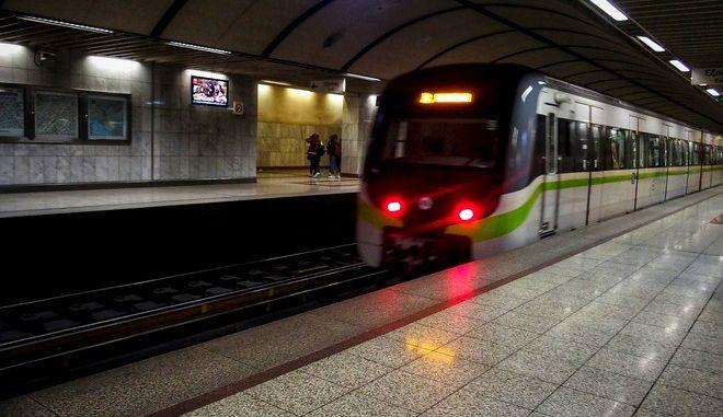Συρμός του Μετρό