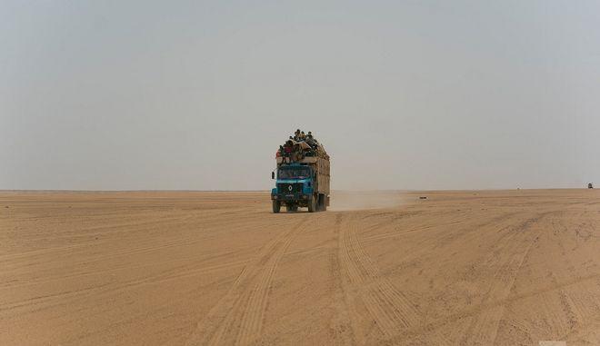 Σαχάρα, εκεί όπου περπατάς ή πεθαίνεις