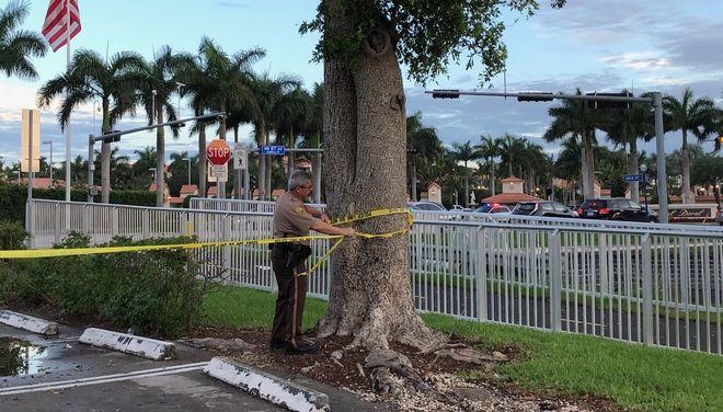Πυροβολισμοί ρίφθηκαν νωρίς σήμερα το πρωί και ένας ένοπλος άνδρας συνελήφθη στο γήπεδο του γκολφ Trump National Doral Golf Club,