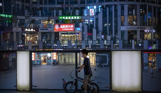 Στιγμιότυπο στο Πεκίνο