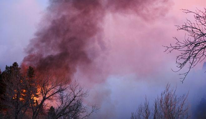 Διατάχθηκαν εκκενώσεις κατοικιών στο Κολοράντο