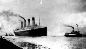 Από τον απόπλου του διάσημου Τιτανικού, που βυθίστηκε πέντε μέρες αργότερα βυθίζοντας στον όλεθρο 1.500 από τους 2200 συνολικά επιβάτες