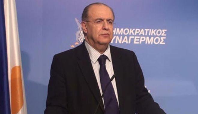 Κασουλίδης: Περίπου 30% το κούρεμα στην τράπεζα Κύπρου