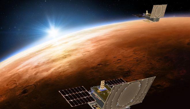 Είκονα της NASA από τον Άρη