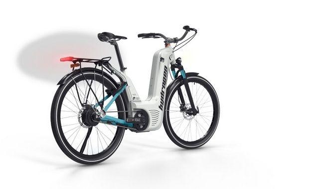 Αυτό είναι το πρώτο υδρογονοκίνητο ποδήλατο