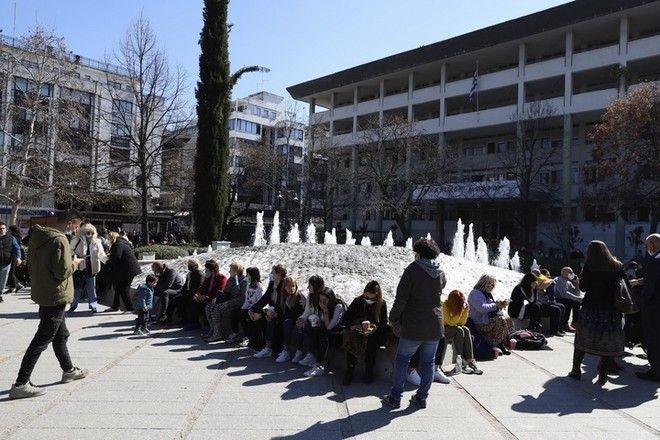 Ισχυρός σεισμός 6 ρίχτερ κοντά στην Ελασσόνα