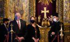 Ο επικεφαλής της αμερικανικής διπλωματίας Μάικ Πομπέο σε επίσκεψη στην Κωνσταντινούπολη
