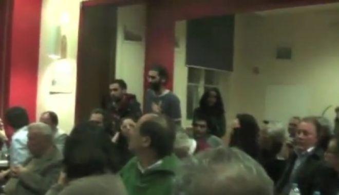 """""""Τα άκουσαν"""" Έλληνες βουλευτές στο Βερολίνο"""