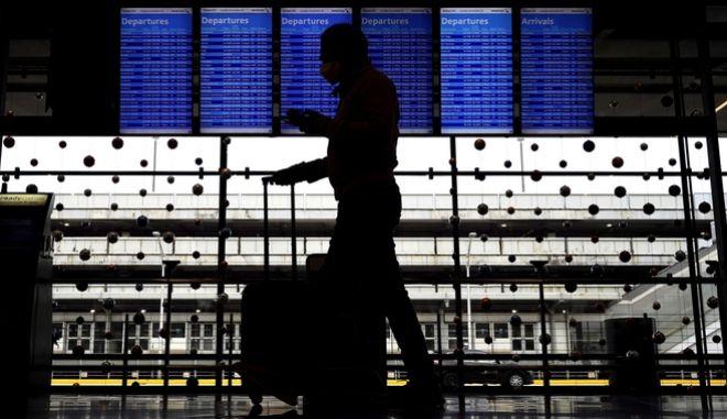 Αεροδρόμιο. Φωτο αρχείου.
