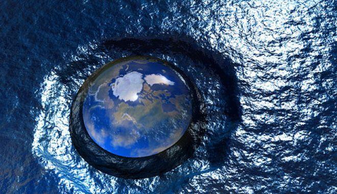 """Πώς """"καμουφλάρεται"""" η κλιματική αλλαγή"""