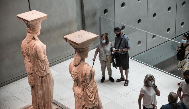 Μουσείο Ακρόπολης.