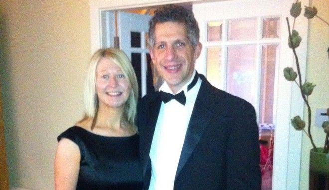 Ο δράστης και η άτυχη σύζυγός του