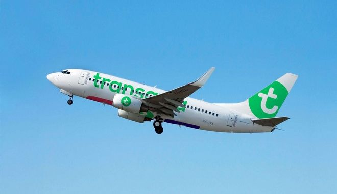 Αεροσκάφος της Transavia