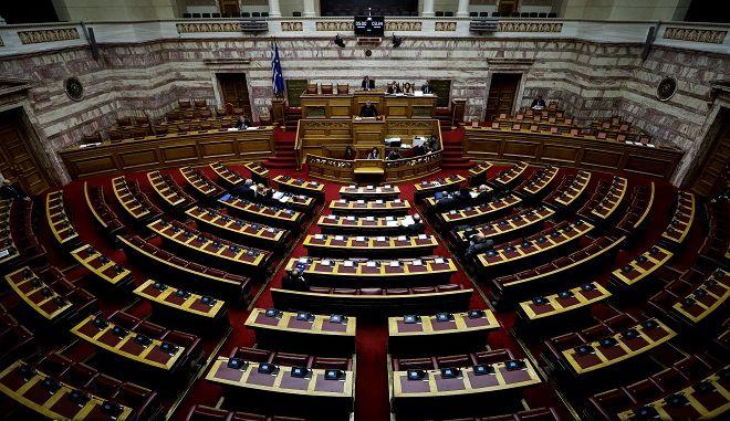 Βουλή, φωτό αρχείου