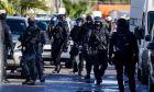 Αστυνομικές δυνάμεις σε καταυλισμό Ρομά στον Βλυχό Μεγάρων μετά από πυροβολισμούς