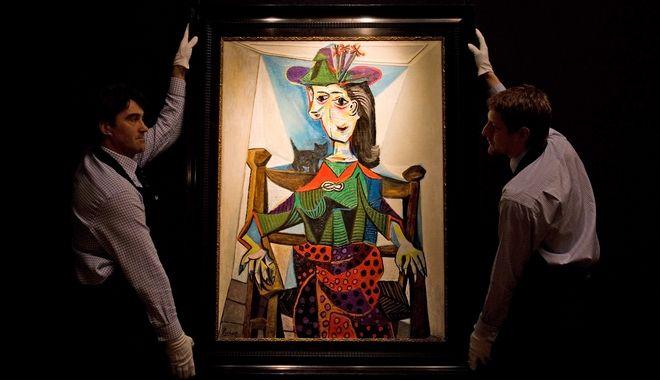 Το πορτρέτο της Dora Maar, έργο του Πικάσο