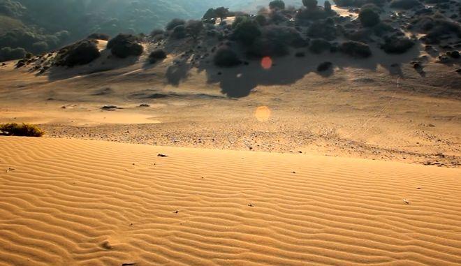 Αμμοθίνες Λήμνου