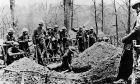 Αμερικανοί πεζοναύτες στο μέτωπο του Verdun στη Γαλλία