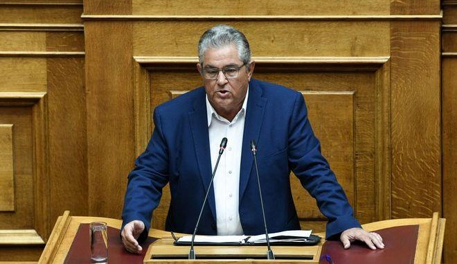 Δημήτρης Κουτσούμπας, Γ.Γ. του ΚΚΕ